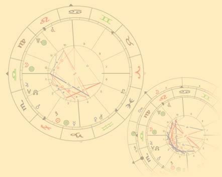 Astrologische Beratung - Cosmogramm